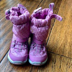 Toddler Winter Snow Boots Stride Rite